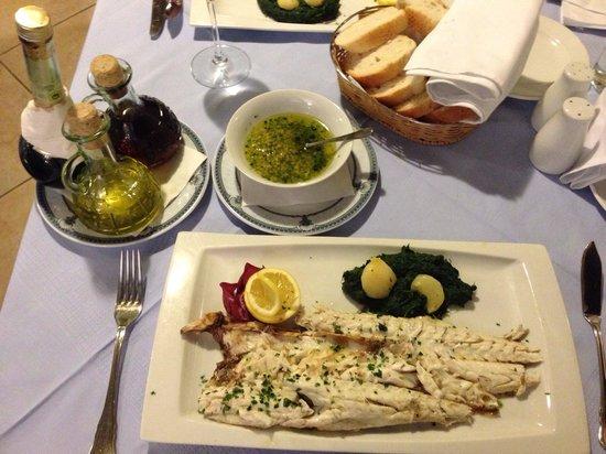 Restaurant Posat: Gızel bi aksam yemegi