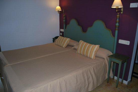 Casona de San Andres Hotel: La camera