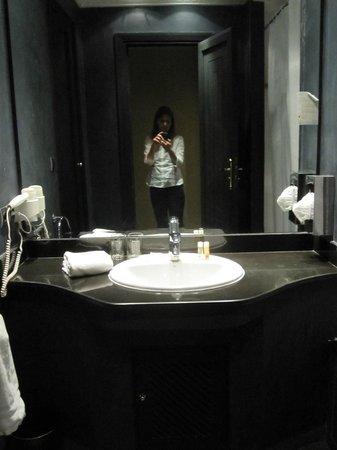 Hotel Marrakech le Tichka: Badeværelse