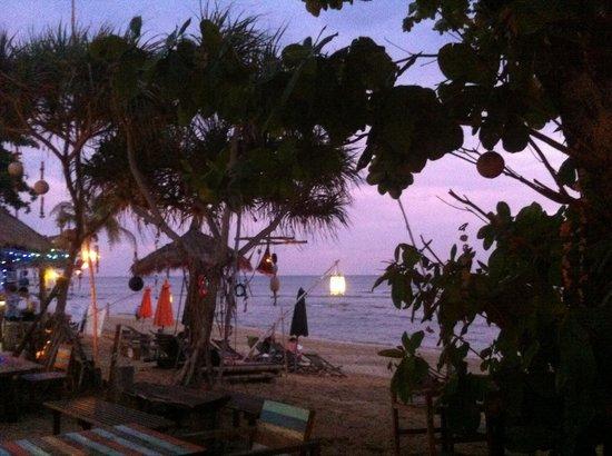 Coco Lanta Resort: Gegen Abend