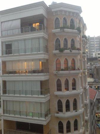 Mozart Hotel : вид из номера