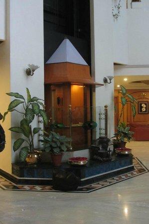 Hotel Sandesh The Prince : Lift
