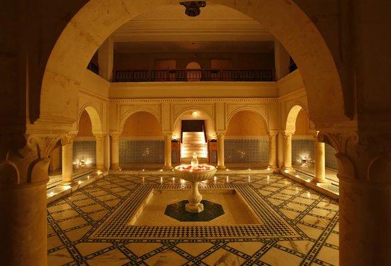 Hotel Palace Oceana: Hall