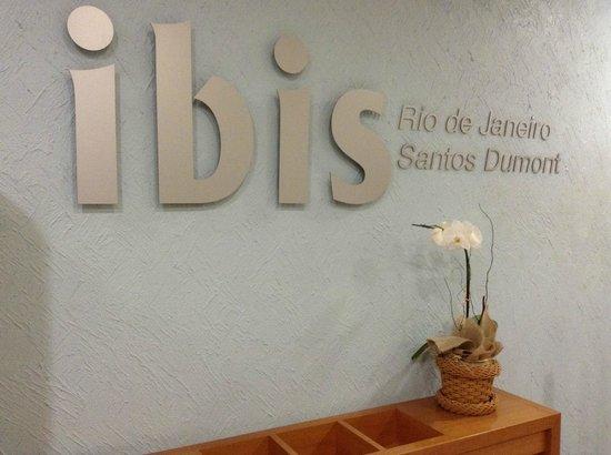 Ibis Rio de Janeiro Santos Dumont : Elevator zone