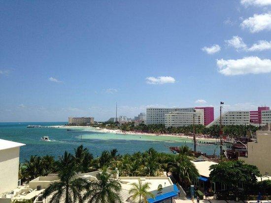 Occidental Costa Cancun: Bien ubicado