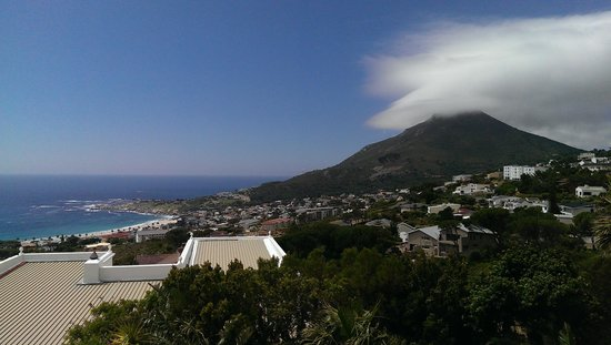 Atlanticview Cape Town Boutique Hotel: View in the morning from the room