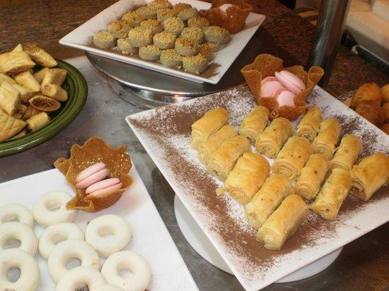 Hotel Palace Oceana Hammamet: Dinning