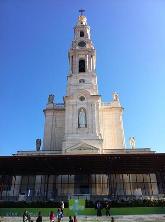 Shrine of our Lady of the Rosary of Fatima: Santuário de Fatima