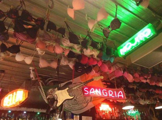 Bacaro Jazz Ristorante : Bra Bar!