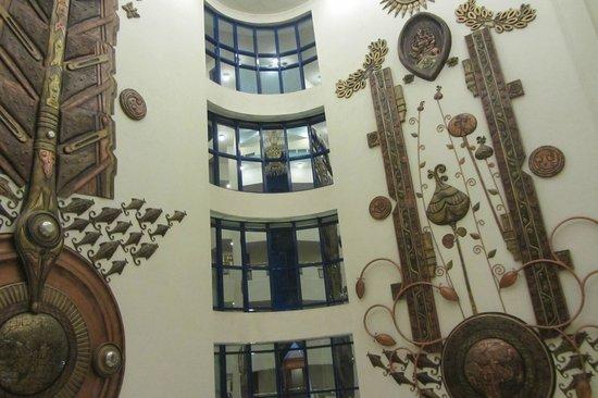 Hotel Sandesh The Prince: Lobby