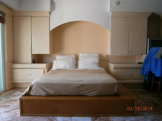 Taino Beach Resort & Clubs : The Platform Bed