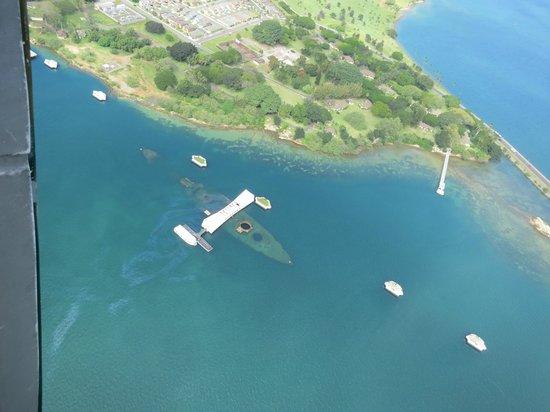 Genesis Helicopters: Pearl Harbor Memorial