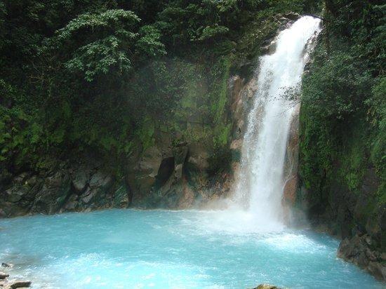 Cataratas Bijagua Lodge: Rio Segunde