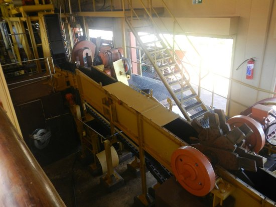 Rhumerie de Chamarel: arrivée de la canne à sucre