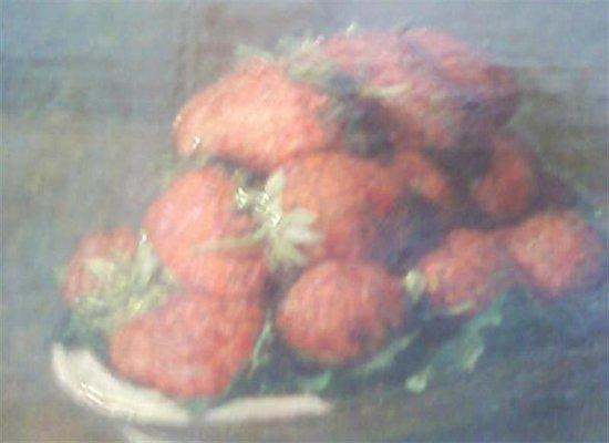 Museum Boijmans Van Beuningen: Strawberries small painting