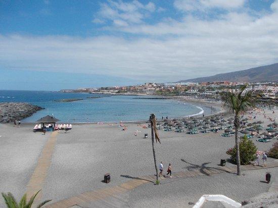 HOVIMA La Pinta Beachfront Family Hotel: Pobliska plaża
