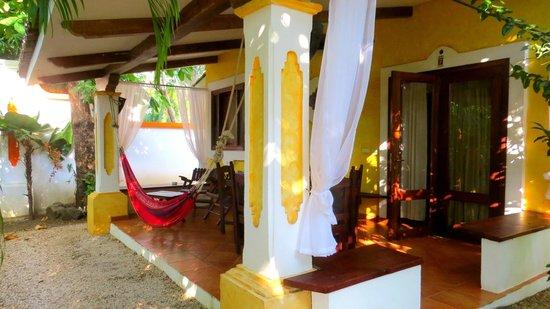 Villas Kalimba : Cabina Porch