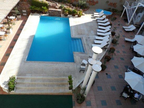 Tower Inn & Suites San Rafael: Pile