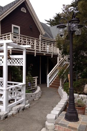 The Wharf Master's Inn : Lookout building