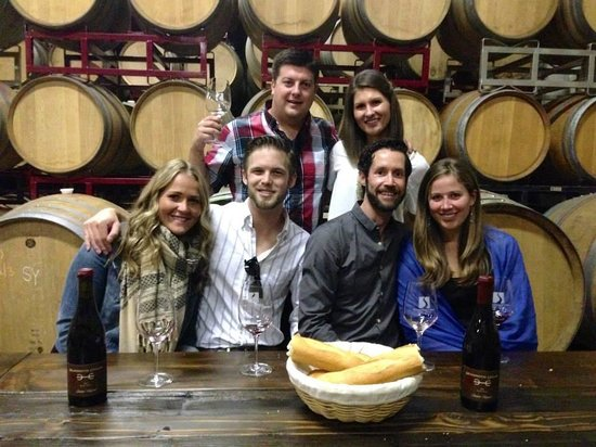 Sustainable Vine Wine Tours : Dragonette Cellars