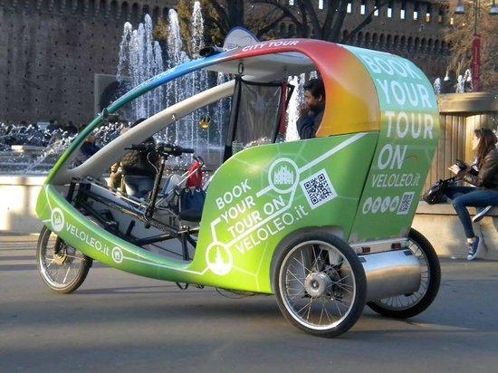Картинки по запросу milan rickshaw