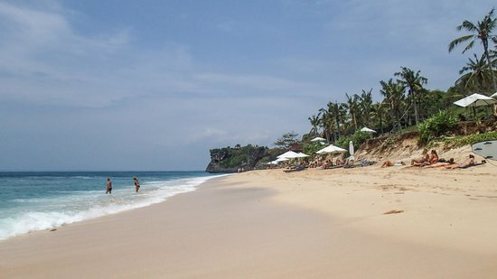 Paradise, Balangan beach