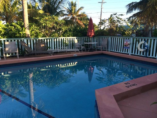 Royal Hawaiian Motel / Botel : Pool