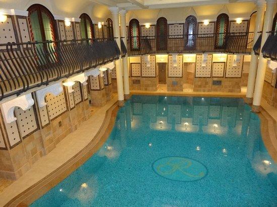 Corinthia Hotel Budapest: SPA, piscine