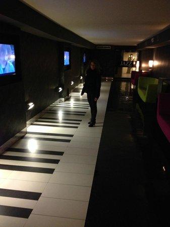 Hotel Gio' Wine e Jazz Area: jazz area