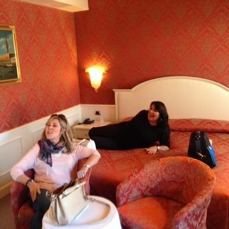 Duodo Palace Hotel: fantastic deccor