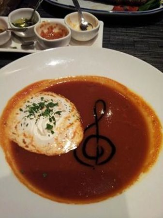 Argentina Steakhouse: Suppe