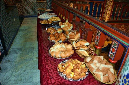 Moroccan House Hotel Casablanca: Завтрак