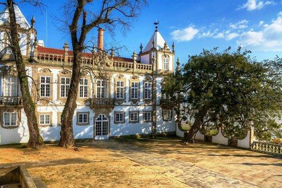 Pestana Palácio do Freixo : Поузада де Порту