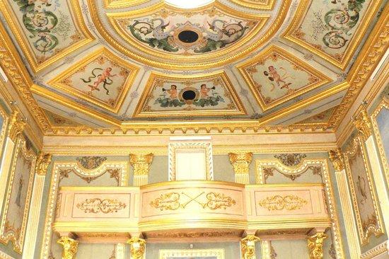 Pestana Palácio do Freixo : Интерьер отеля