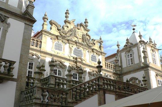 Pestana Palacio do Freixo: Поузада де Порту
