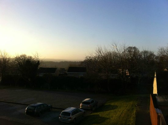BEST WESTERN PLUS Mosborough Hall Hotel: View from 214