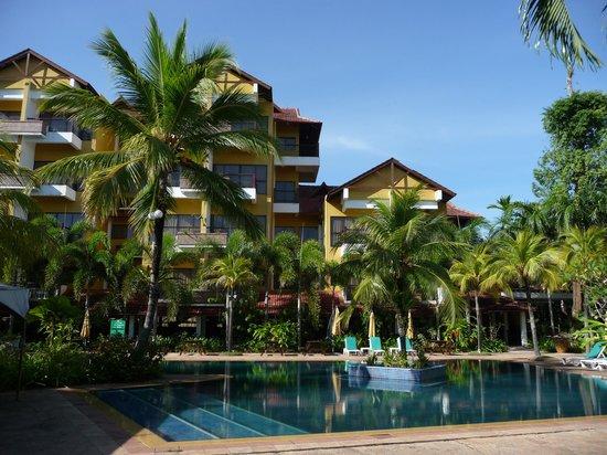Tiara Labuan Hotel: Hotel Tiara
