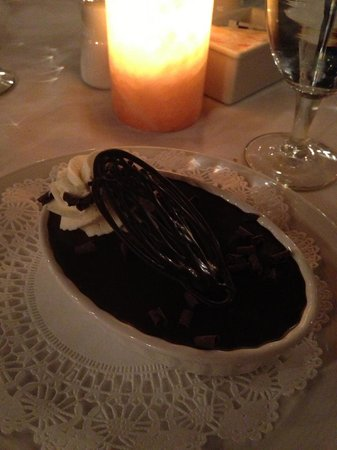 Mohonk Mountain House: Dessert