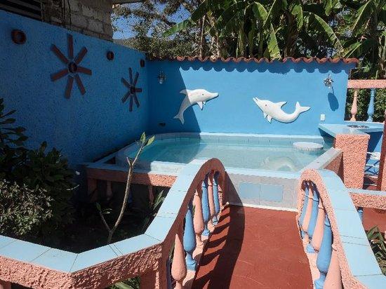 Casa Nena : piscine