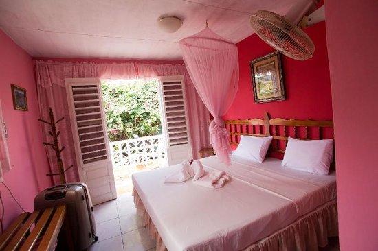 Casa Nena : chambre