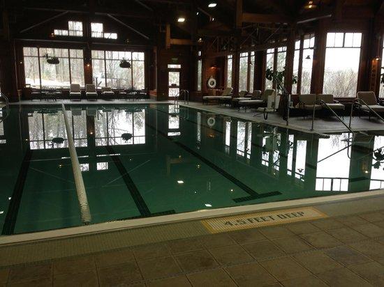 Mohonk Mountain House: Pool