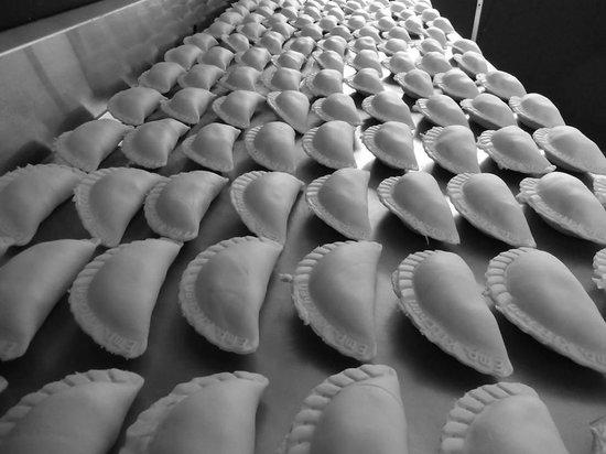 The Empanada Kitchen: Empanadas ready to go.
