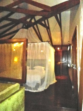 Arusha Coffee Lodge : interno suite