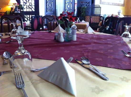 Best Western Plus Doha: My Table