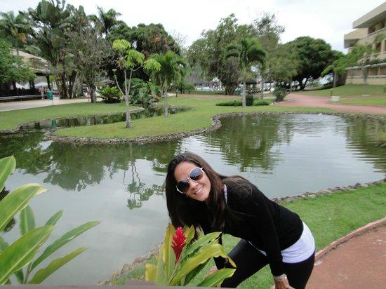Vila Galé Eco Resort de Angra : Ar puro
