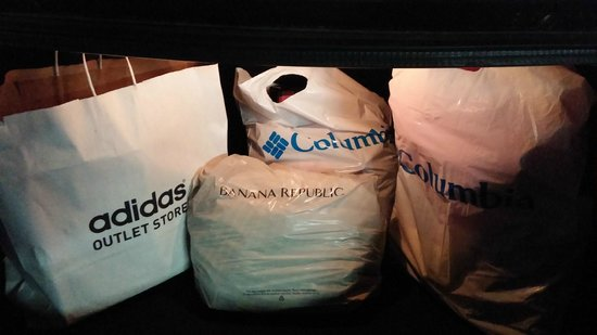 Orlando Premium Outlets - Vineland Avenue: Algunas compras
