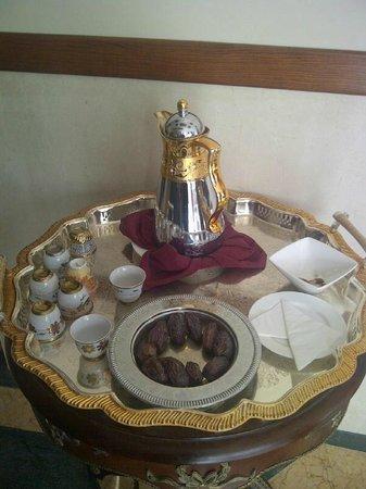 Best Western Plus Doha : Farewell Coffee