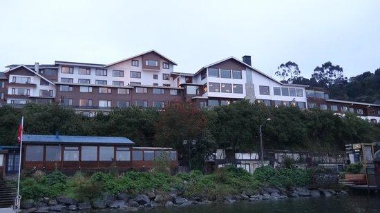 Hotel Cabana del Lago: O hotel
