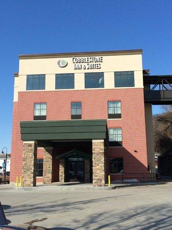 Cobblestone Inn and Suites Marquette, IA/Prairie Du Chien : Cobblestone Inn & Suites Marquette