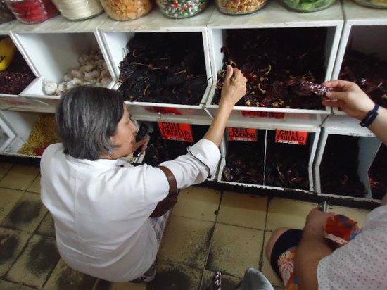 Arte Culinario by Mavi Graf : a lesson in dried spices